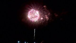 Outer Harbor fireworks