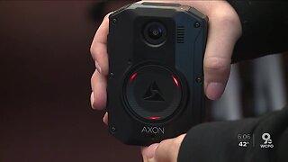 New Cincinnati Police body cameras now on the streets