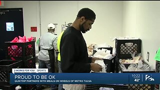 Pround 2 Be OK: QuikTrip Partners with Meals on Wheels of Metro Tulsa