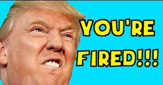Trump Fires Chris Krebs!
