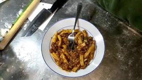 Easy Homemade Pasta Noodles