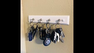 Keyholder Installation