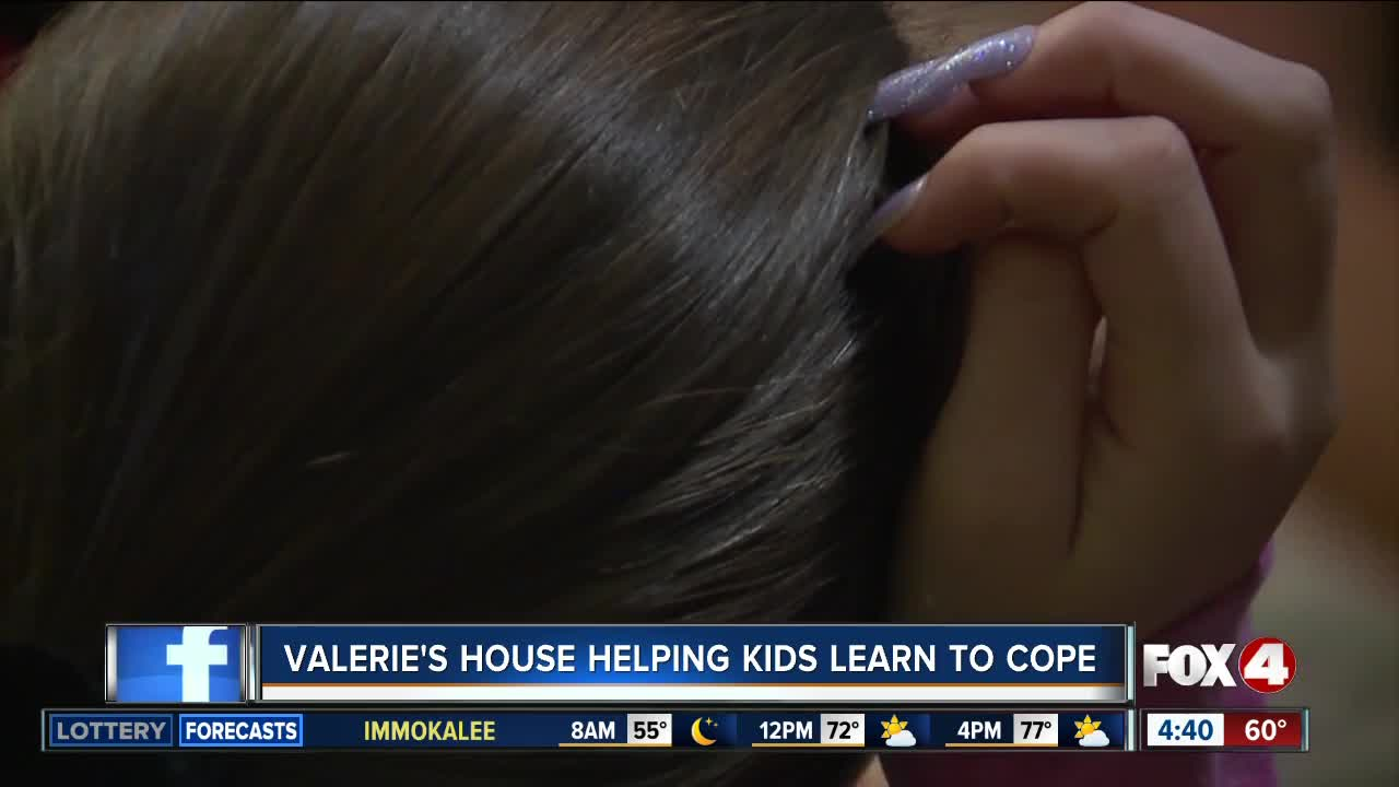 Valerie's House helping kids learn to cope