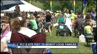Preparing for Fly a kite fest with Family and Childcare Resources of N.E.W.