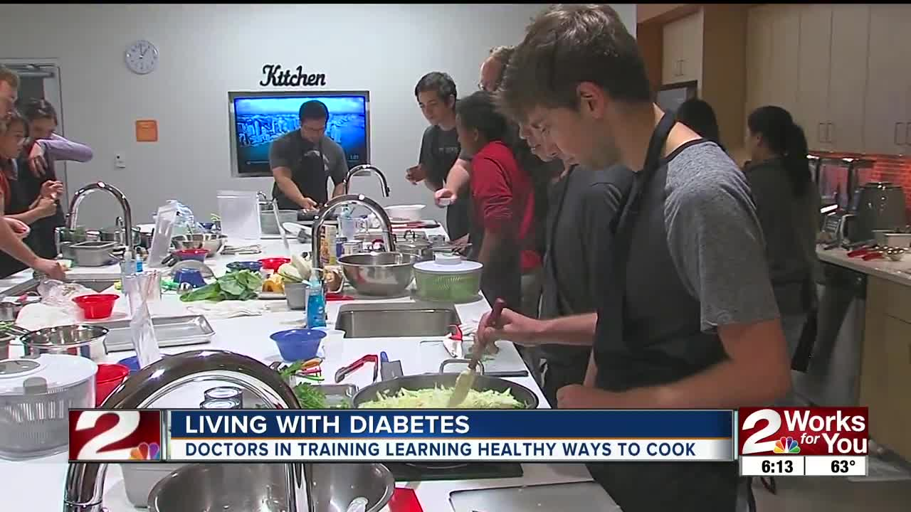 Living with diabetes