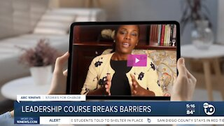 San Diegan's leadership course breaks barriers for Black women
