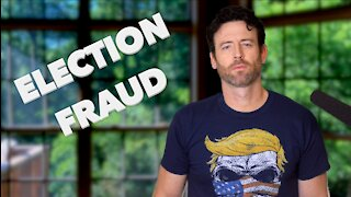 Massive Election Fraud - The Real Beef #35