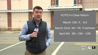 KCPS moves forward with in-person learning plan