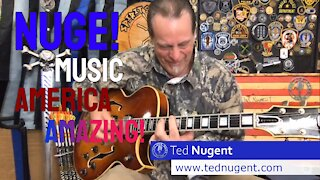Ted Nugent -- Red-Blooded American Rock Star