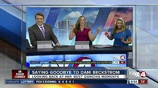 Dani Beckstrom's best dance moves