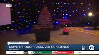 Drive-Thru Passover Experience