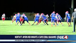 North Fort Myers High School Red Knights at Cape Coral Seahawks