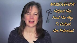 Unlocking My Potential : A MAKEOVERGUY® Makeover