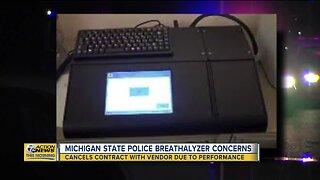 Michigan State Police breathalyzer concerns