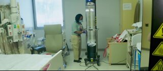 Veteran's Voice: UV light technology helps in the fight against COVID-19