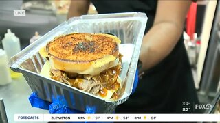 Food Truck Friday: Nevermind food truck customer favorites