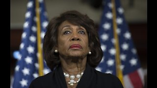 """Maxine Waters Says President Trump Should Be Charged With """"Premeditated Murder"""""""