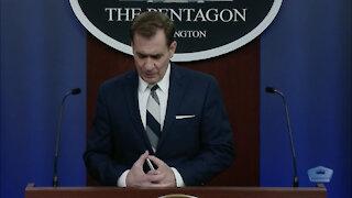 03/05/2021 Pentagon Press Secretary Briefs Media