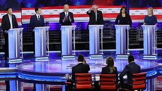 Candidates Square Off In Second Night Of Democratic Debates