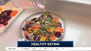 Healthy spring eating with Blue Cross Blue Shield Michigan