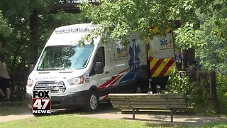Body of boy recovered from Grand River