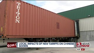 Local Impacts of New Chinese Tariffs