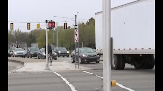Metro Detroit cities making road improvements to increase pedestrian safety