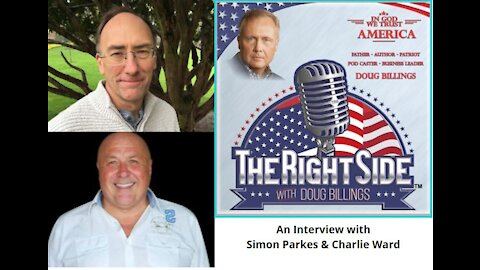 Interview with Simon Parkes & Charlie Ward