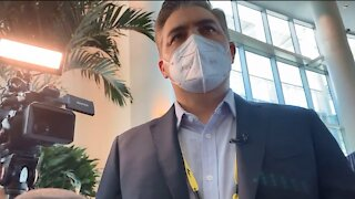 CPAC 2021 * CNN's Jim Acosta gets accosted