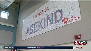 Ralston Schools continues #BeKind efforts
