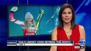 Lindsey Vonn to retire from ski racing after world championships