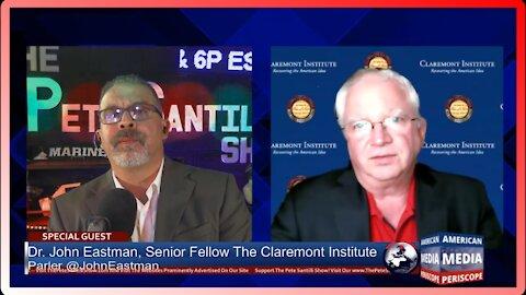 Dr. John Eastman Interview July 23rd, 2021