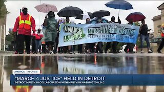 March 4 Justice held in Detroit