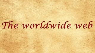 Fast Poem - The worldwide web