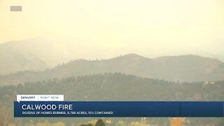 Colorado wildfires destroy homes in Boulder County