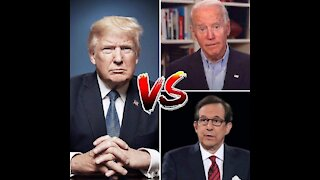 Trump vs Biden and Wallace