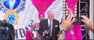 Downtown Las Vegas celebrates Oscar Goodman's 80th birthday