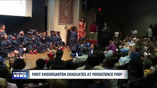 Persistence Preparatory Academy Kindergarten Graduation