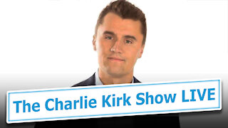 Join us daily at 12pm ET for The Charlie Kirk Show LIVE