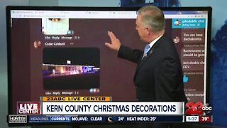 Kern County shares their Christmas decorations