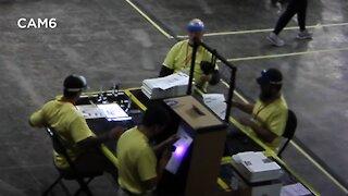 Camera 6 UV Scanning Arizona Forensic Audit