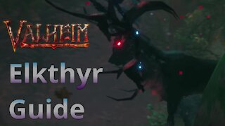 Eikthyr Guide - Valheim
