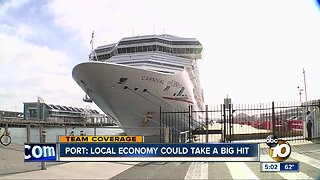 Port: San Diego could take a hit by travel worries over coronavirus