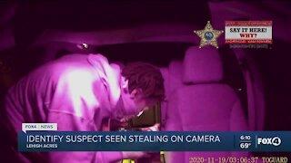 Crimes caught on camera