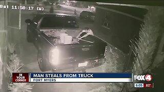 Fort Myers Police need help identifying burglary suspect
