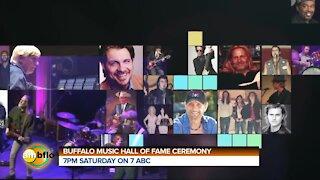 Buffalo Music Hall of Fame ceremony