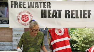 Heat Wave Continues To Scorch Western U.S.