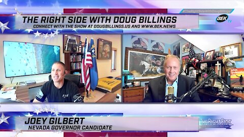 The Right Side with Doug Billings - September 2, 2021