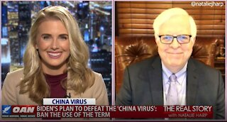 """The Real Story - OANN """"China Virus"""" with Dennis Prager"""