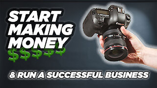 14 Ways to Make Money As A Photographer